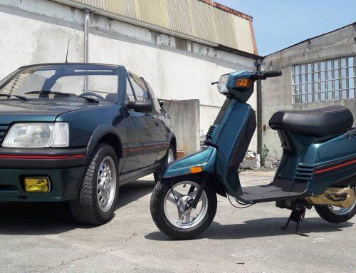 Peugeot ST 50 SOL PINIFARINA