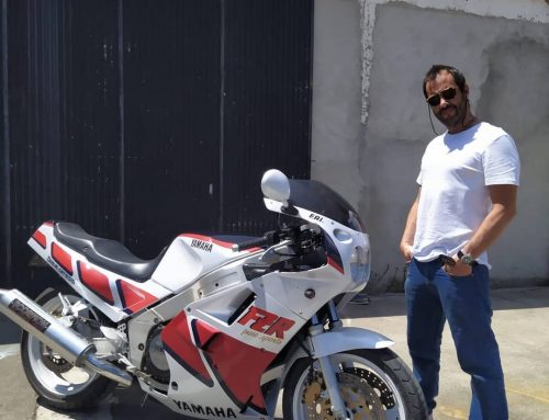 Yamaha FZR 1000 GENESIS