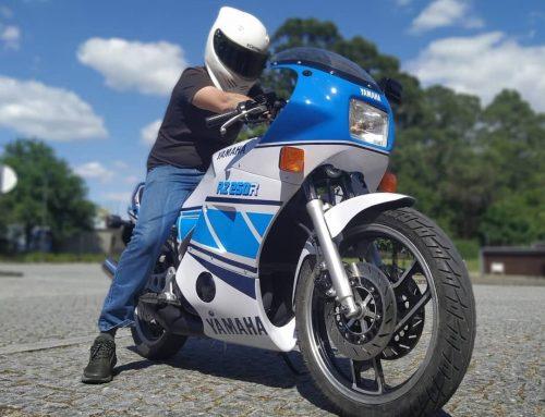 Yamaha RZ 250 LC YPVS